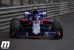 Toro Rosso puntúa por tercera vez en la temporada