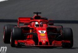 """Vettel: """"El cambio más grande fueron los neumáticos"""""""