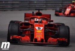 """Ferrari se rinde ante Ricciardo: """"Ha dominado de principio a fin"""""""