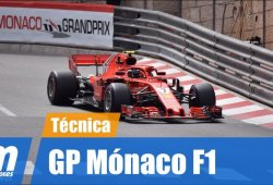 [Vídeo] F1 2018: análisis técnico del GP de Mónaco