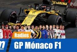 [Vídeo] La radio de los pilotos en el GP de Mónaco de F1 2018