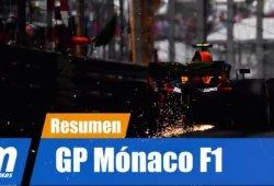 [Vídeo] Resumen del GP de Mónaco de F1 2018