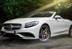 Vilner dota al Mercedes-AMG S 63 Cabrio de un nuevo interior