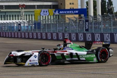 Daniel Abt y Audi ganan su cita de casa, el ePrix de Berlín