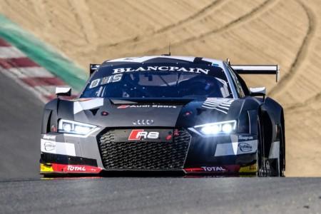 Doble pole de Audi en la cita al Sprint de Brands Hatch