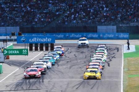 El DTM dará cabida a la GT4 Sprint Cup en Hockenheim