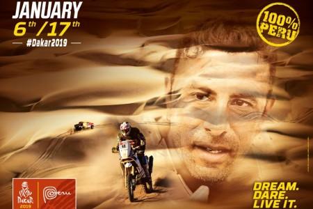 El Dakar 2019 no saldrá de las fronteras de Perú