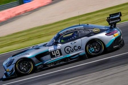Doblete de Mercedes en la 'Pre-Qualifying' de Silverstone