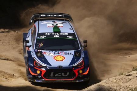 Paddon espera recuperarse a tiempo para el Rally de Italia
