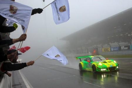 Highlights de las 24 Horas de Nürburgring 2018