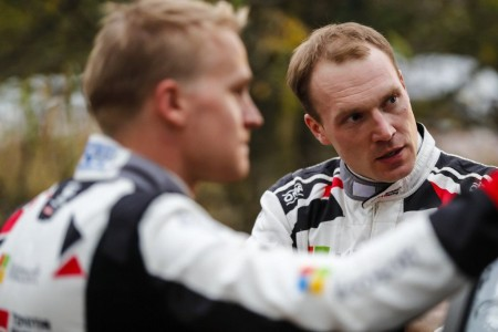 Latvala lidera el shakedown del Rally de Portugal