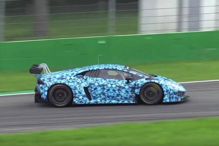 El Lamborghini Huracán GT3 se actualiza para 2019