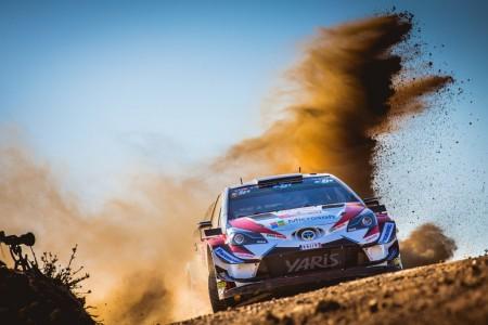 Lista de inscritos del Rally de Italia-Cerdeña del WRC 2018