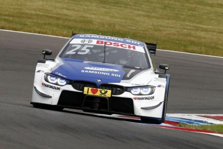 Philipp Eng suma su primera pole del DTM en Lausitzring