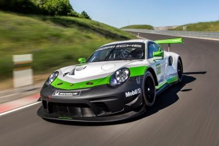 Presentado el nuevo Porsche 911 GT3 R en Nürburgring
