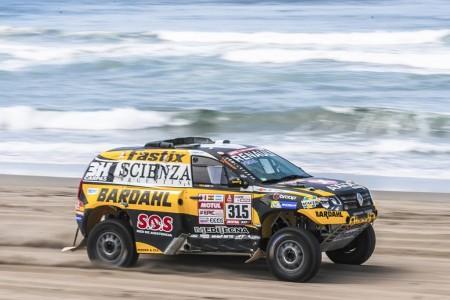 Renault Sport Argentina y su Duster se despiden del Dakar