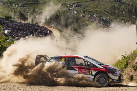 Sanción para Lappi, Sordo es cuarto en el Rally de Portugal
