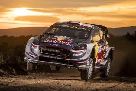 Sébastien Ogier juega a la contra en el Rally de Portugal