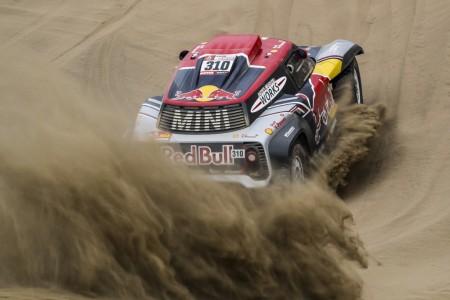 Sin Chile, se aplaza el anuncio del recorrido del Dakar 2019