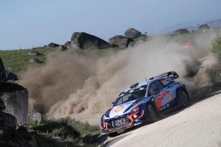 Thierry Neuville gana el Rally de Portugal y es líder del WRC
