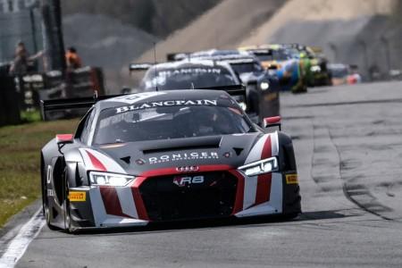Veintidós GT3 buscarán los honores en Brands Hatch