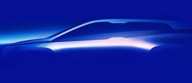 BMW Vision Vehicle 2018 - adelanto