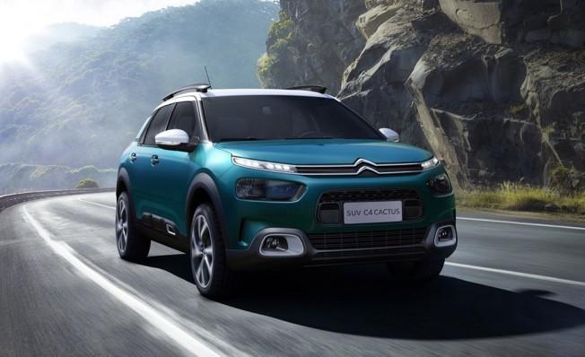 Citroën C4 Cactus 2018 en Argentina