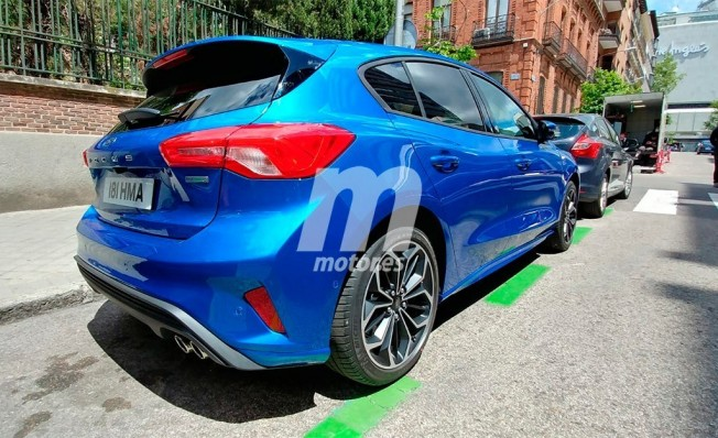 Ford Focus 2018 - foto en Madrid