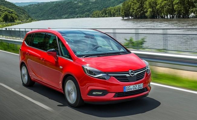 La Gama 2019 Del Opel Zafira Estrena Motor De Gasolina De 136 Cv
