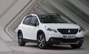 La gama de Peugeot 2008 incorpora dos motores que superan la norma Euro 6.2