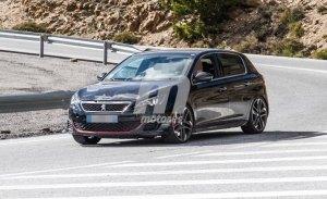 Peugeot comprueba si el 308 GTI cumple con el ciclo de mediciones WLTP