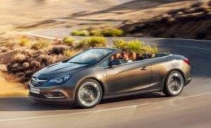 El Opel Cabrio estrena motor de 136 CV con la llegada de la gama 2019