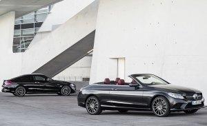 Los nuevos Mercedes Clase C Coupé y Clase C Cabrio 2018 ya tienen precios en España