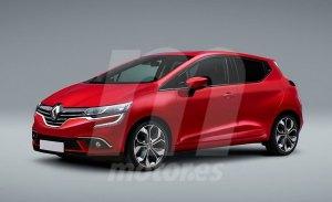 Renault Clio 2019: adelanto del diseño de la quinta generación