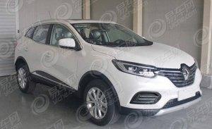 El nuevo Renault Kadjar 2019 al descubierto sin una pizca de camuflaje