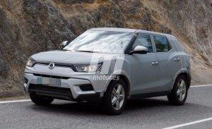El primer coche eléctrico de SsangYong será un «4x4 apropiado»