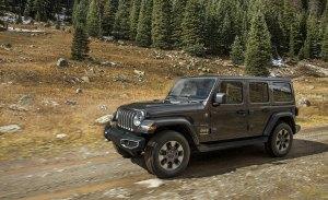 Estados Unidos - Abril 2018: Nuevo récord para el Jeep Wrangler