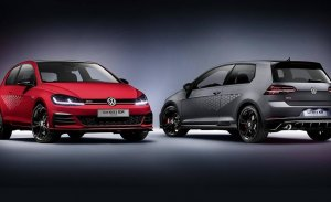 Volkswagen Golf GTI TCR Concept: la antesala de una nueva bestia