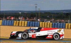 Sesión accidentada y sin cambios en Le Mans, a falta de la noche