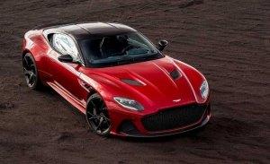 El nuevo Aston Martin DBS Superleggera de 725 CV ya es oficial