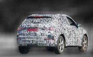 La nueva generación del Audi Q3 vuelve a dejarse ver en fotos espía