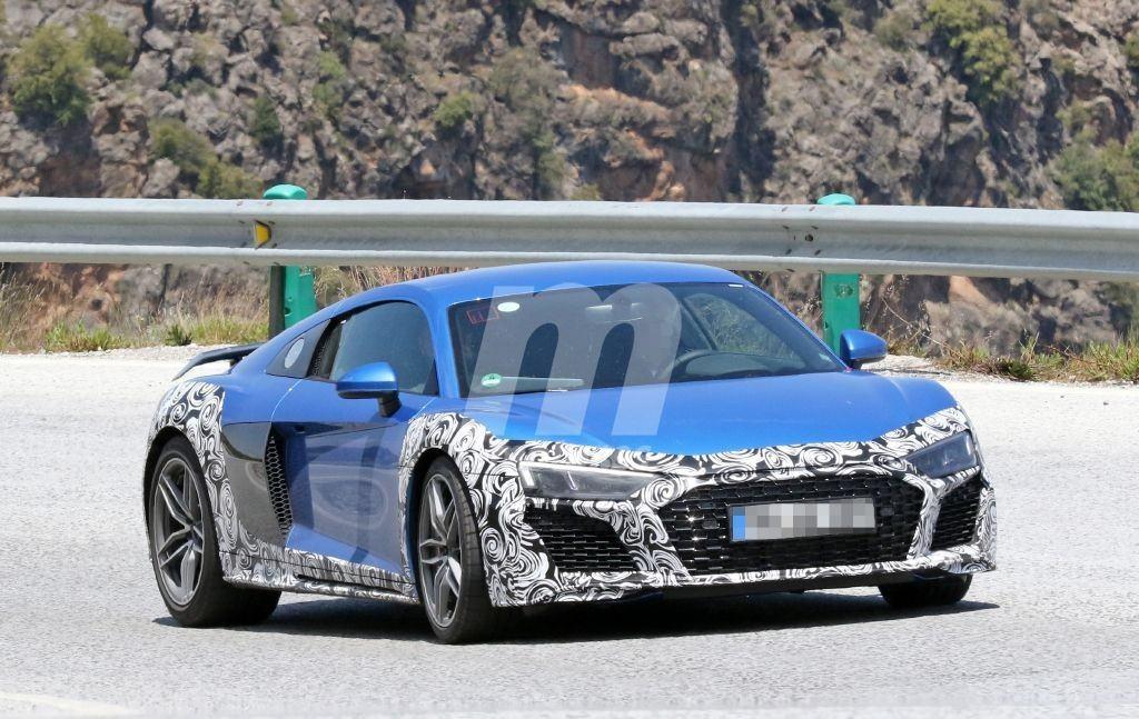 2019 Audi R8 Restyling 16