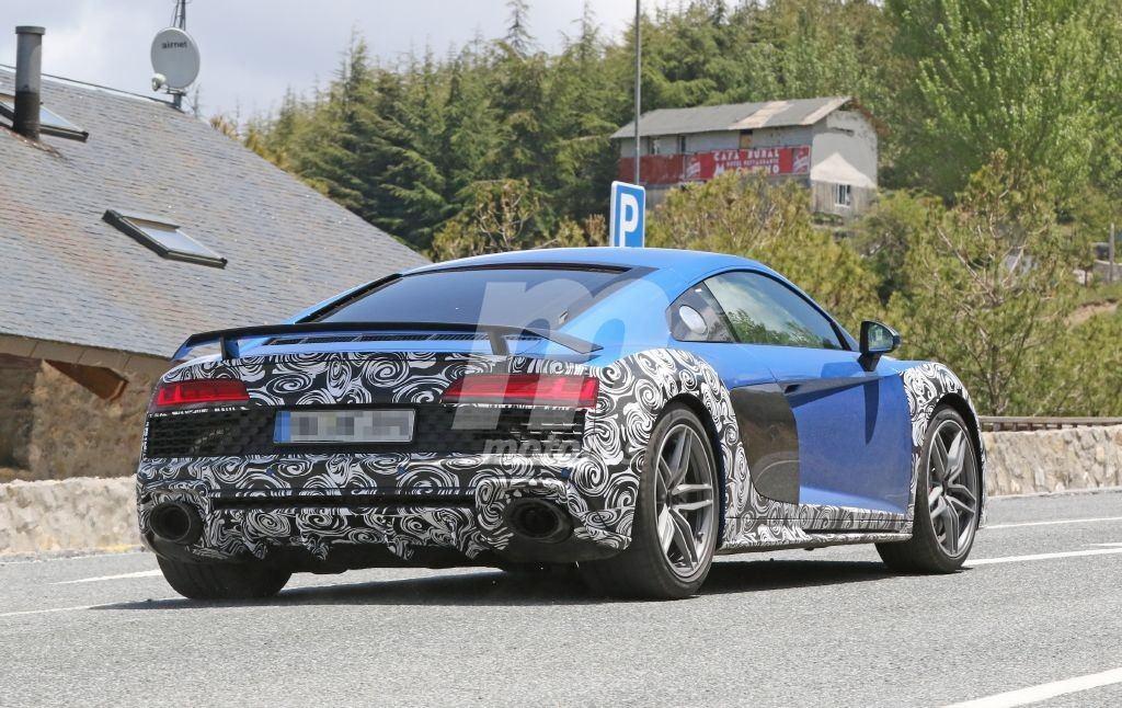 2019 Audi R8 Restyling 25