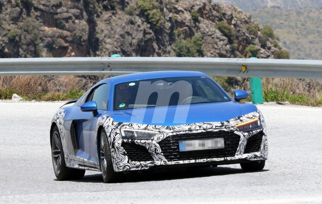 2019 Audi R8 Restyling 17