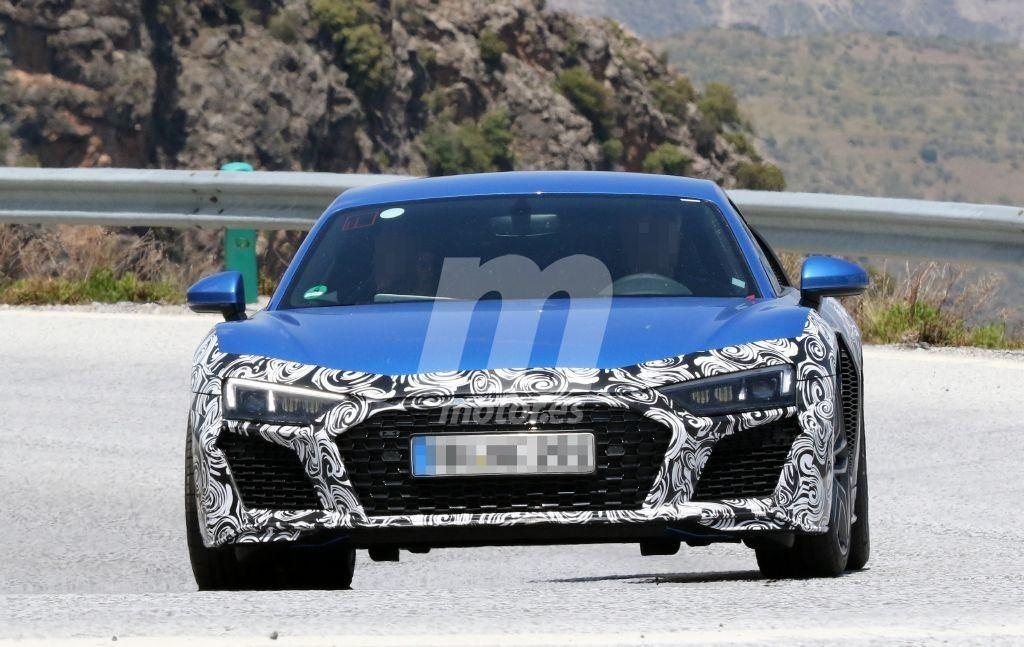 2019 Audi R8 Restyling 18
