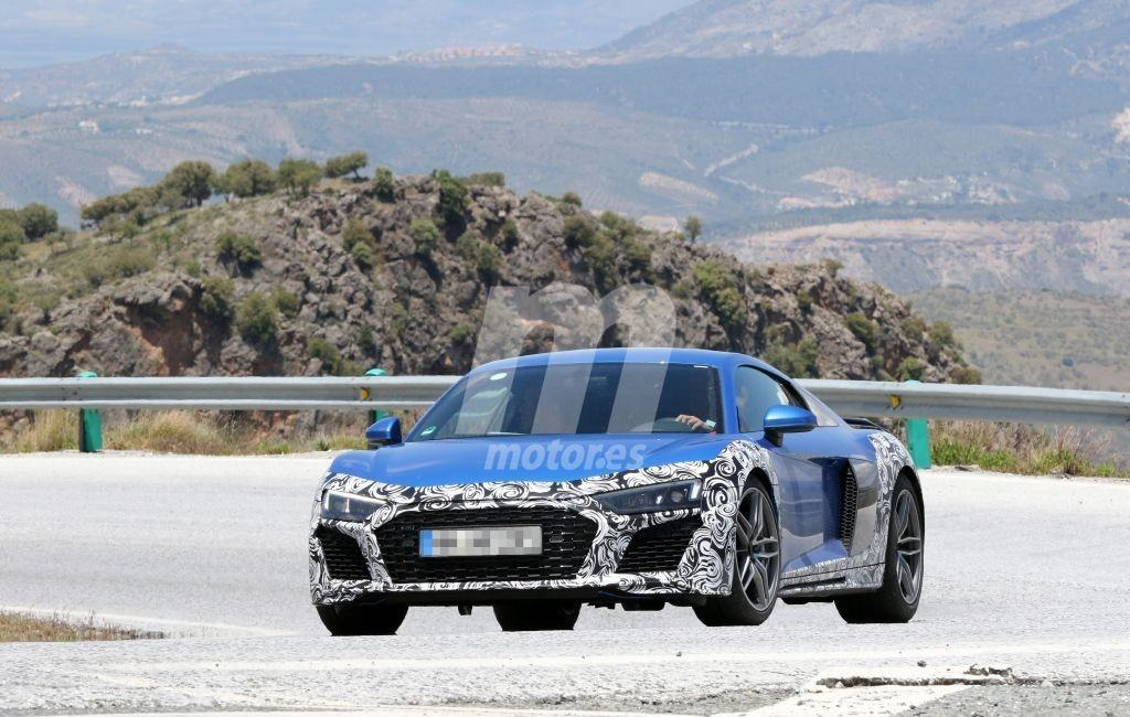 2019 Audi R8 Restyling 19