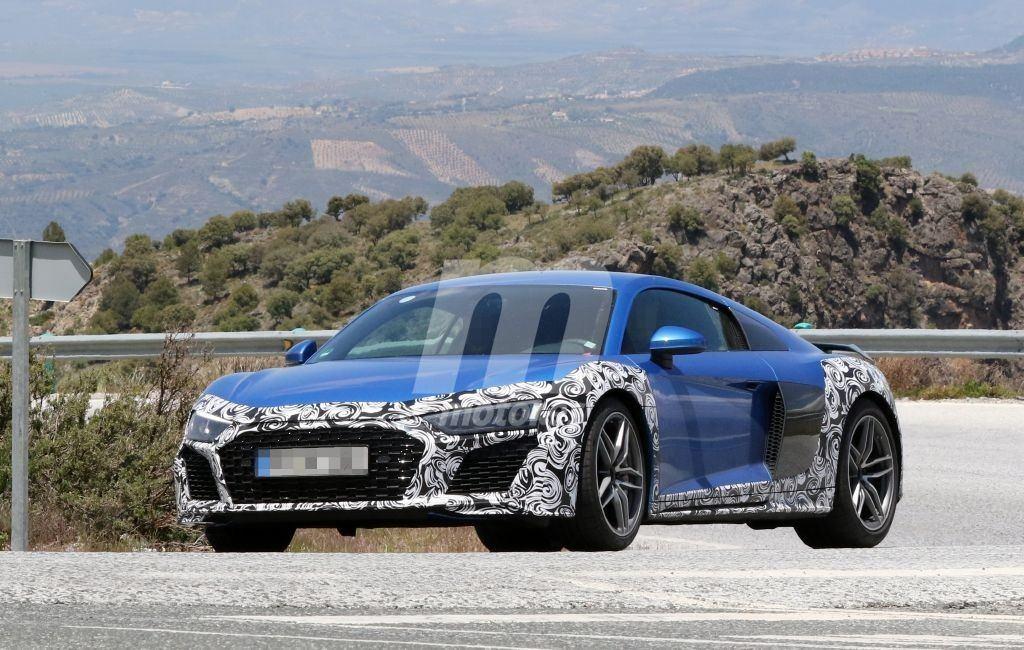 2019 Audi R8 Restyling 20