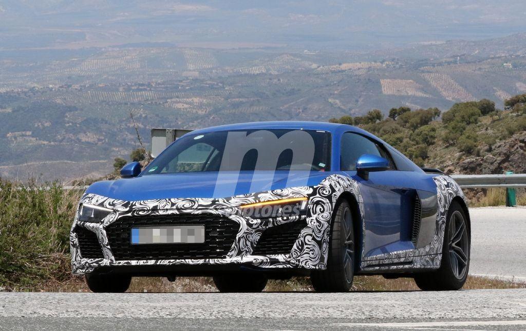 2019 Audi R8 Restyling 21