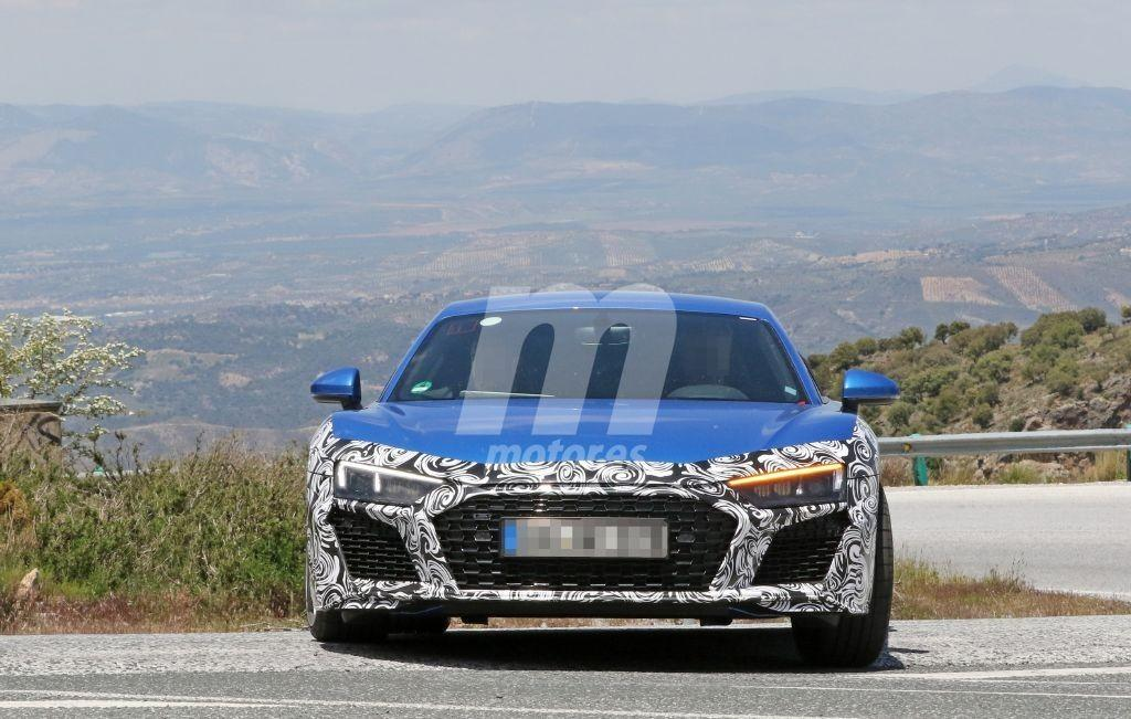2019 Audi R8 Restyling 22