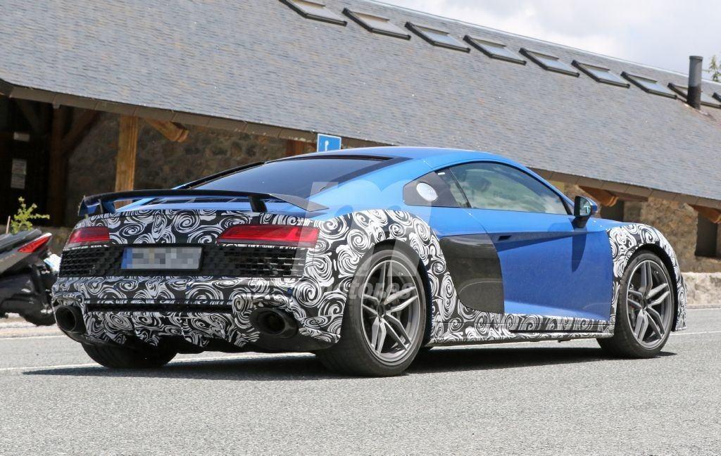 2019 Audi R8 Restyling 24